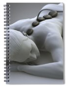 Stone Therapy Spiral Notebook