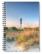 Sandy Shore Spiral Notebook