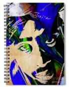 Tupac Collection Spiral Notebook