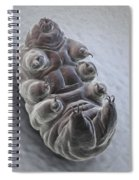 Water Bear Tardigrades Spiral Notebook
