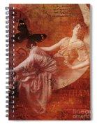 Winsom Women Spiral Notebook