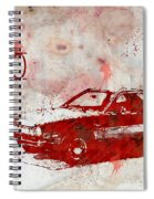 71 Pinto Spiral Notebook