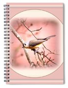 7287-011 Spiral Notebook