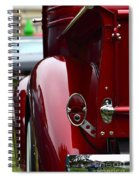 Classic Chevy Pickup  Spiral Notebook