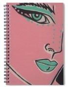 Pikotine Art Spiral Notebook