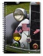 Classic Dodge Spiral Notebook