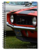 60's Camaro Spiral Notebook