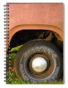 78 Dodge Power Wagon  Spiral Notebook