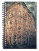 7th Floor Spiral Notebook