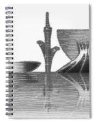 Brasilia Skyline Spiral Notebook
