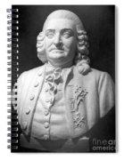 Carolus Linnaeus (1707-1778) Spiral Notebook