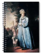 Catherine II (1729-1796) Spiral Notebook