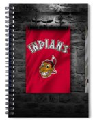 Cleveland Indians Spiral Notebook