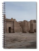 Edfu Spiral Notebook