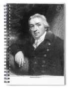 Edward Jenner (1749-1823) Spiral Notebook