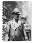 John Philip Sousa (1854-1932) Spiral Notebook