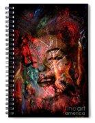 Marilyn Monroe Spiral Notebook