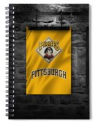 Pittsburgh Pirates Spiral Notebook