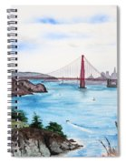 San Francisco Spiral Notebook