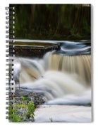 8 Seconds Spiral Notebook
