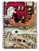 Sir Henry Unton (c1557-1596) Spiral Notebook