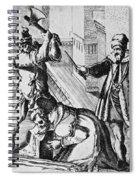 Sir Thomas More (1478-1535) Spiral Notebook