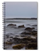 St Marys Lighthouse Spiral Notebook