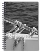 The Ropes Spiral Notebook