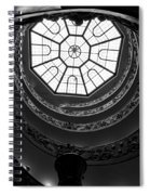 The Vatican Stairs Spiral Notebook