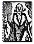 Voltaire Candide Spiral Notebook