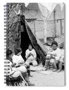 World's Fair Eskimos Spiral Notebook