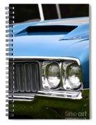 60's Oldsmobile 442 Spiral Notebook