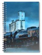 844 Night Train Spiral Notebook