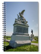 88th Penna Infantry 2277 Spiral Notebook