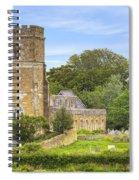 Abbotsbury Spiral Notebook