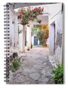 Alpujarras In Granada Spiral Notebook