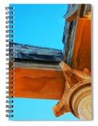 Apollo Sanctuary - Cyprus Spiral Notebook