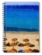 Elia Beach Spiral Notebook