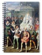 Elizabeth I  (1533-1603) Spiral Notebook