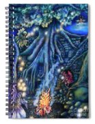 Flutter Flies Spiral Notebook