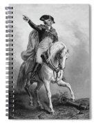 George Washington (1732-1799) Spiral Notebook