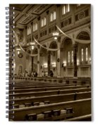 Holy Cross Catholic Church Spiral Notebook