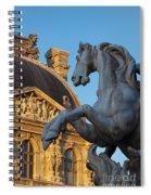 Musee Du Louvre Spiral Notebook