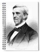 Oliver Wendell Holmes Spiral Notebook