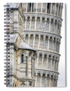 Pisa Spiral Notebook