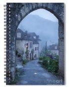 Saint Cirq-lapopie Spiral Notebook