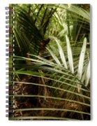 Tropical Forest Spiral Notebook