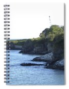 Cliff Walk Spiral Notebook