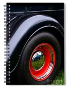30's Classic Ford Pickup Spiral Notebook