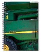 9650 Sts 16027 Spiral Notebook